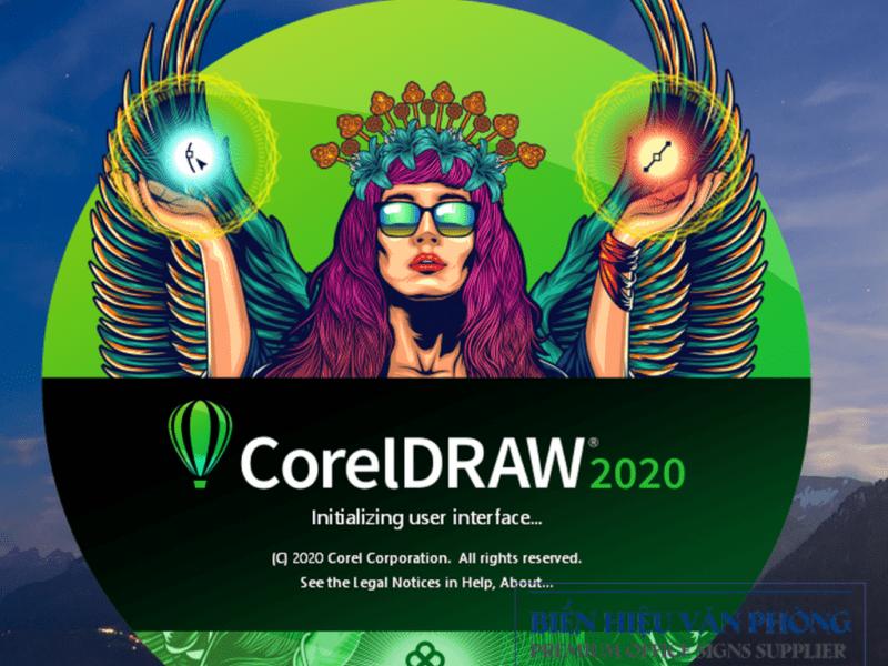Tải, download phần mềm CorelDRAW 2020 full key không cần crack, link Google Drive. Hướng dẫn cài đặt chi tiết.
