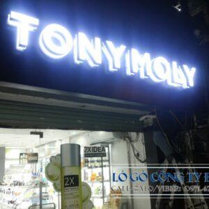 Lô gô TONYMONY